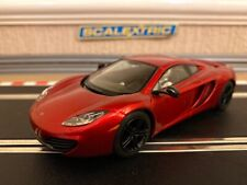 Scalextric Mclaren MP4-12c Working Front & Rear Lights Mint Condition