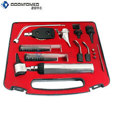 New Ent Earnose Ampthroat Diagnosticotoscopeophthalmoscope Set Nt 910