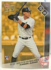 Aaron Judge 2017 Topps Now Rookie of the Year RC #OSB-1 Bonus SP /3771 - YANKEES
