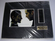 Matrix Revolutions - Mounted film cell with picture - FC4