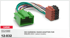CARAV 12-032 Conector ISO OEM Radio Adaptador VOLVO 2002+ (varios modelos)