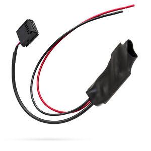 Bluetooth Aux En Cable Adaptador Vehículo Radio12 Pol Para Ford Fiesta Focus Ka