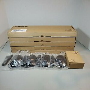 (Lot of 5 Genuine Dell Keyboards) 4 KB216 & 1 KB212 &(4 MS116c & 1 MS116t1 mice)
