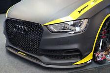 EZ-Lip Frontspoiler Spoilerlippe Spoiler passend für Audi A3 S3 RS3 S RS 8P 8V