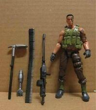 "Hasbro Jurassic Park GI Joe Mercenary Soldier Prototype 4"" Action Figure No Box"