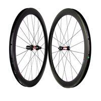 SHLbike 700c road bike carbon fiber wheels Dt swiss 240s hub carbon wheelset