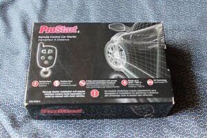 Prostart Remote Control Car Starter 5 Button LED BRAND NEW Keyless Entry 2 Way