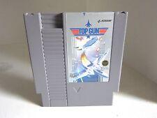 Top Gun Nintendo NES Game only Excellent condition!