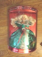 Barbie Happy Holidays 1995 Special Edition . is