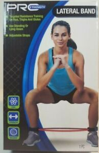 Pro Strength Lateral Band for Maximum Resistance Training 1 Piece Sports