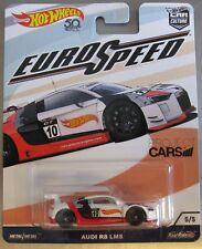 Hot Wheels Car Culture Euro Speed series AUDI R8 LMS