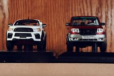 1/43 Toyota Hilux & UAZ 3163 Patriot pick up. resin