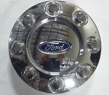Ford F-250 F-350 SRW 5c34-1A096-KE 2005 - 2016 Chrome OEM Center Cap Hubcap