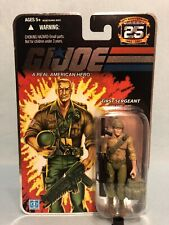 G.I. Joe 25th Foil First Sergeant Duke