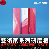 Galaxy Tools Stainless Steel 21mm Artist's Grinding Stick Hobby Tools 3pcs/set