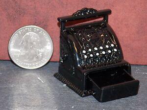 Dollhouse Miniature Store Shop Cash Register 1:12 inch scale P23 Dollys Gallery