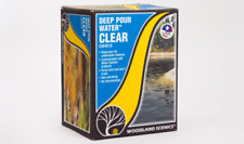 Woodland Scenics CW4510 Deep Pour Water - Clear