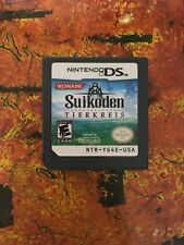 Suikoden Tierkreis Nintendo DS Authentic Cleaned Tested