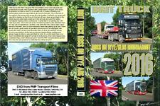 3369. Ross On Wye. UK. Trucks. August 2016. A new location at the roundabout wit