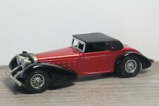 1938 Hispano Suiza - Matchbox Models of Yesteryear Y-17 England *39376