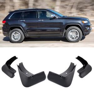 4 Mud Flaps Splash Guards Fender Car Mudguard for Jeep Grand Cherokee 2011-2020