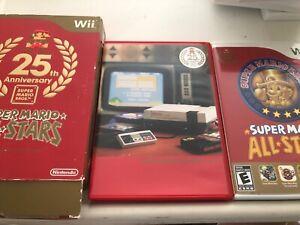 Super Mario All-Stars 25th Anniversary (Nintendo Wii, 2010)