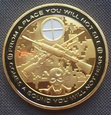 CHALLENGE COIN SNIPER