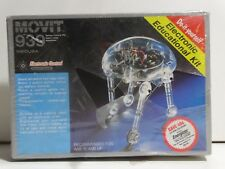 Vintage Clear Dome Sound Activated Walking Mini Robot Movit 939 w/ PC board
