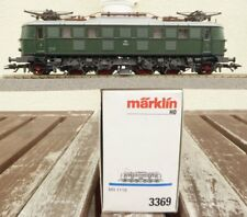 Märklin 3369 Locomotive électrique RH 1118.01- E 18 LE OBB ep. ep.3-4 ANALOGUE
