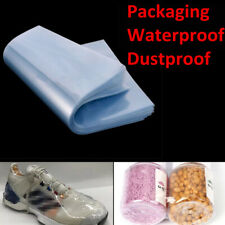 Heat Shrink Film Wrap Flat Bags For Bags Shoes Protector Packing Gifts Cover US