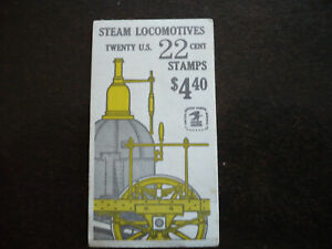 Stamps - USA - Scott# 2366a Booklet