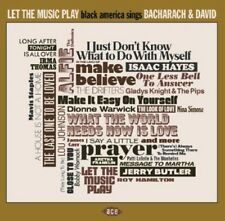 Let The Music Play: - Let the Music Play: Black America Sings Bacharach [New CD]