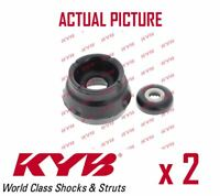 2 x NEW KYB FRONT AXLE TOP STRUT MOUNTING PAIR SET OE QUALITY REPLACEMENT SM1708