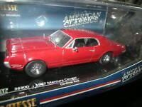 1:43 Vitesse Mercury Cougar 1967 Cardinal Red/Rot Nr. 36300 OVP