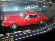 1:43 vitesse Mercury Cougar 1967 cardinal red/rouge Nº 36300 OVP