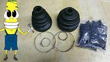 Outer & Inner CV Axle Boot Kit for Nissan D21 3.0L Pickup 1990-1994