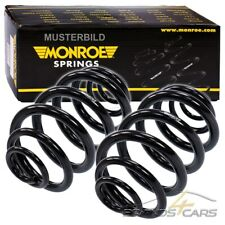 2x MONROE FEDER FAHRWERKSFEDER VORNE VW GOLF 6 5K AJ 1.2 1.4 1.6 BJ 08-13