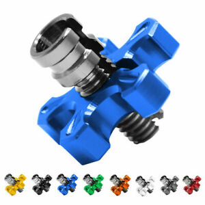 Motorcycle CNC Adjuster Cable Clutch Brake Screw M8/M10 Thread Bolt For Yamaha