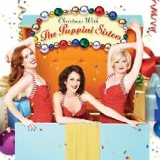 """THE PUPPINI SISTERS """"CHRISTMAS WITH THE..."""" CD NEW+"""