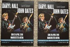 2 Flyers - Daryl Hall And (&) John Oates - 28th April 2019 - Manchester Arena -