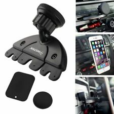 360° Car Holder CD Slot Magnet Holder Mount For Cell Phone iPhone Samsung GPS