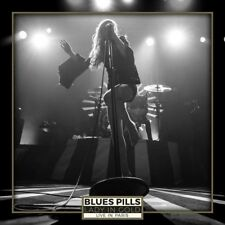 BLUES PILLS / LADY IN GOLD - LIVE IN PARIS * NEW 2CD'S 2017 * NEU