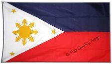 Philippines FLAG philippine, filipino Banner 90x150cm - 5ftx3ft