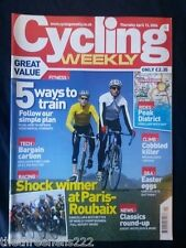 CYCLING WEEKLY - PEAK DISTRICT RIDE - APRIL 13 2006