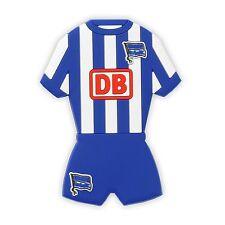 Hertha Bsc Berlin 3-d Fan Magnet Jersey 12/13 New & Original Packaging