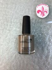 CND VINYLUX Nail Polish MPOSSIBLY PLUSH Beige Shimmer Weekly Nail Color 0.5oz