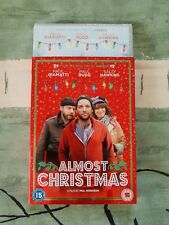 Almost Christmas DVD Paul Rudd Paul Giamatti Sally Hawkins All Is Bright 2013