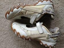 MEPHISTO 37 Schuhe Allrounder Ballerinas Sportlich Weiss US 6,5 UK 4