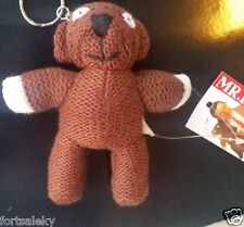 MR BEAN My Teddy Key Chain KEYRING collectible GIFT US SELLER