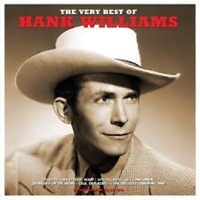 The Very Best Of Hank Williams 2LP Gatefold 180g Red Vinyl Hay Good Lookin' !